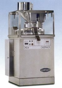 SQUARE MODEL ROTARY TABLETING MACHINE