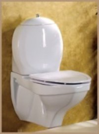 Cascade Wall Hung Water Closet Suite