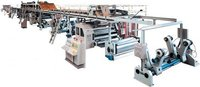 Single-Wall Corrugated Board Production Line