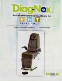 ENT Motorized Chair