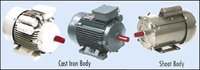 Squirrel Cage Induction Motor Single Phase Motors