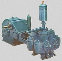 Duplex Double Acting Mud Pumps