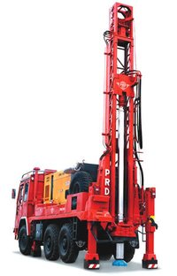 Borehole Drilling Rig
