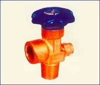 HIGH PRESSURE COMPRESSED GAS VALVE