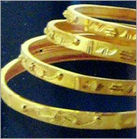 Gold Bangles