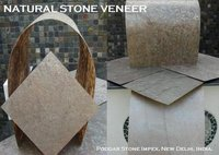 Natural Slate Stone Veneer Laminate