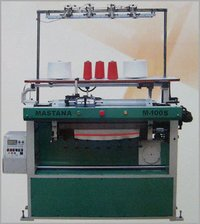 Heavy Duty Computerized Flat Knitting Machine