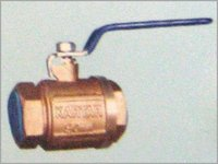 BRONZE BALL VALVE