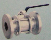 CAST STEEL FLANGED BALL VALVE