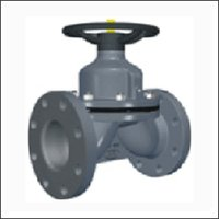 DIAPHRAGM VALVES NON RISING HAND WHEEL