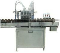 Linear Bottle Filling Machines