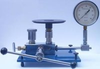 Apex Dead Weight Pressure Gauge Tester