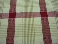 Designer Check Fabric
