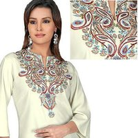 ETHNIC COTTON KURTIS