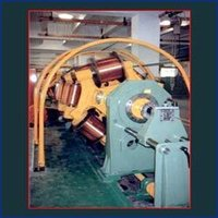 Rigid Strander Machines