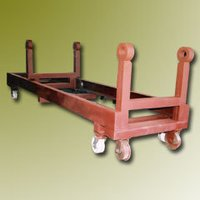 Industrial Rolling Trolley