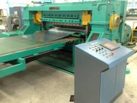 Steel Plate Flying Shear Machine