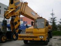 Used Tadano TG500E Japanese Mobile Crane