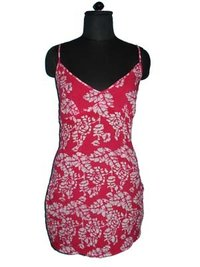 DESIGNER LADIES PRINTED DRESS