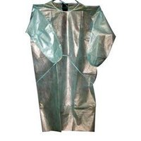 Pe Coated Surgical Gown