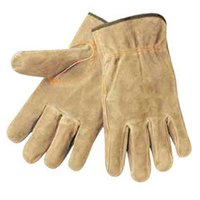 Industrai Leather Gloves