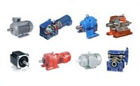 Gear Box & Motors