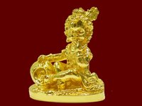 Gold Krishna