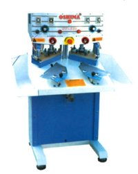 PNEUMATIC COLLAR TURNER, TRIMMER & PRESSER MACHINE