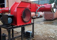 Drum Mix Plants Burner
