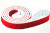 Polyurethane Timing Belts For Squarring / Sizing Machine