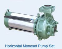 Horizontal Open Well Submersible Pumps