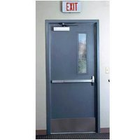 Bullet Proof Steel Doors