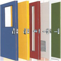 Hollow Metal Steel Doors
