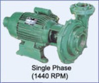Single Phase Centrifugal Monobloc Pump