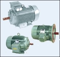 Squirrel Cage Three Phase Induction Motors