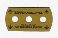 GSM Cutter Blade
