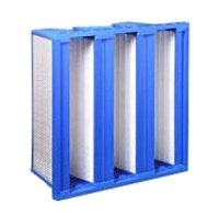 Extended Surface Mini pleat Filters