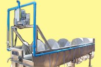 Screw Chiller for Poultry Dressing Plant