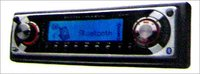 CAR AUDIO CD / MP3 PLAYER