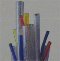 P.V.C FLEXIBLE BRAIDED HOSES