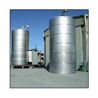 Milk Silo