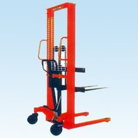 Hydraulic Hand Lift Stacker