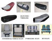 PU Foam Seats