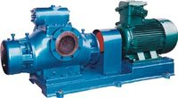 Double Suction Screw Pump