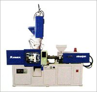 AUTOMATIC HORIZONTAL SCREW TYPE INJECTION MOULDING MACHINE