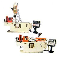 Universal Horizontal Cum Vertical Screw Type Injection Moulding Machine