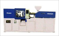 FAST CYCLING TABLE SIZE SCREW INJECTION MOULDING MACHINE