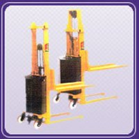 Semi Electric Manual Stacker