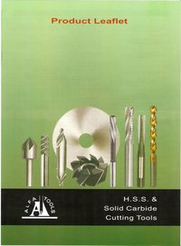 HSS & SOLID CARBIDE METAL CUTTING TOOLS