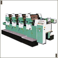 4-Color Offset Printing Machines